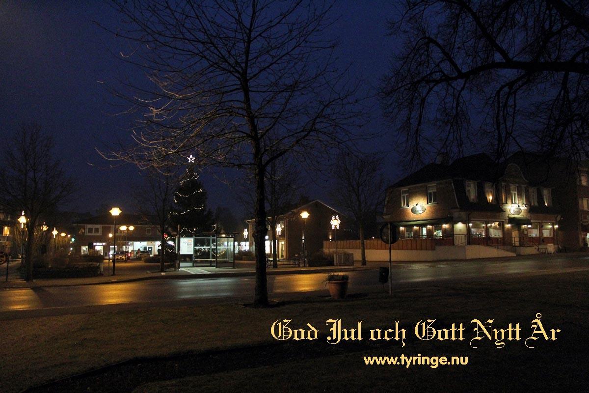 Julkort Tyringe - foto Bert Wilnerzon