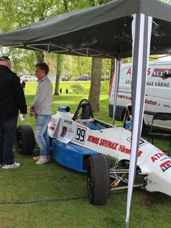 Karl Ero Racing - Tyringedagarna