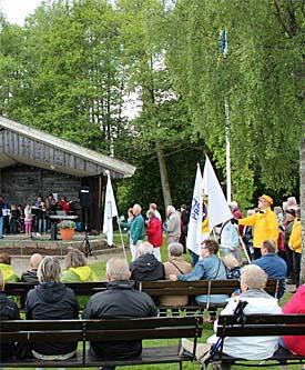 Nationaldagen i Tyringe
