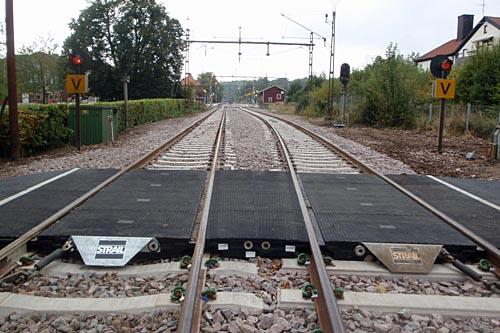 Tåget rullar igen