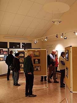 Tyringe Fotoklubbs årliga utställning