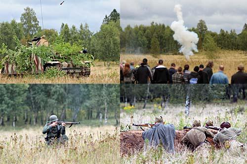 Möllerödsdagarna i Finja, Foto Bert Wilnerzon