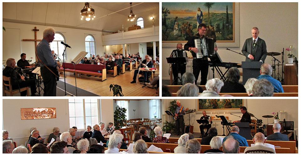 Korskyrkan i Tyringe - Foto Bert Wilnerzon