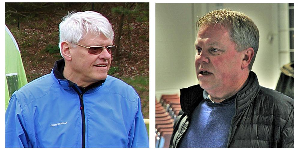 Ingemar Hesselbom och Magnus Almström, Tyringe - Foto Bert Wilnerzon