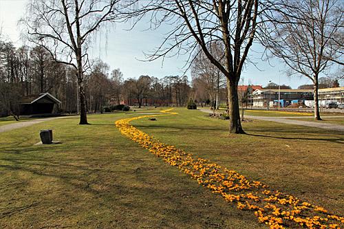 Åparken i Tyringe - Foto Bert Wilnerzon