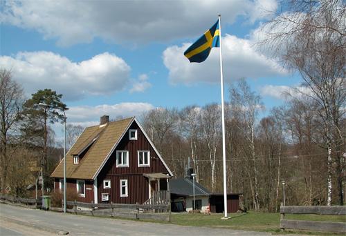 Tyringe Scoutgård, Foto Bert Wilnerzon