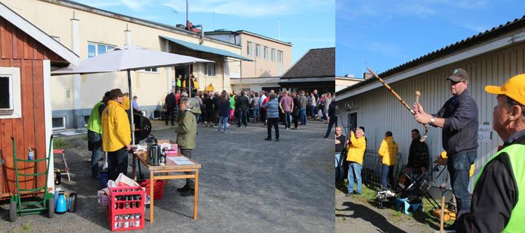 Lions auktion efter storsamlaren Erik Berg, Foto Bert Wilnerzon