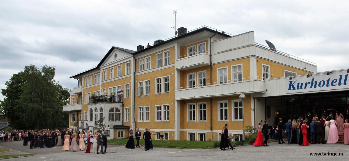 Studentbalen på Kurhotellet i Tyringe, Foto Bert Wilnerzon