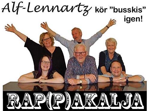Tyringerevyn Alf-Lennartz - Rappakalja