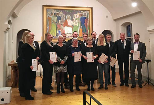 Lions stipendier i Tyringe - foto Robert Huth