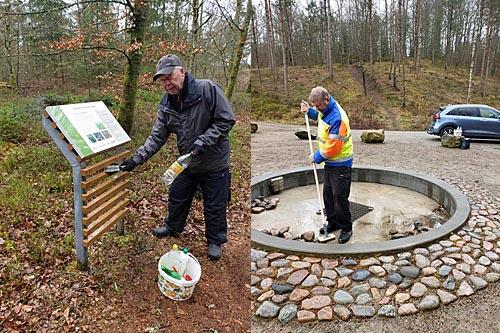 Sven-Ingvar Jönsson Rapport från Sanatorieskogen - Tyringe