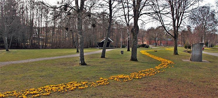 Foto Bert Wilnerzon, Åparken i Tyringe, Arkivbild