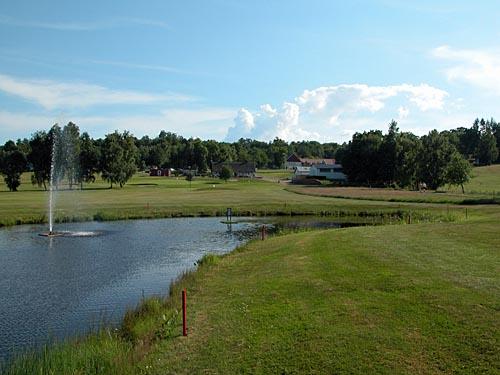 Golfbanan i Tyringe