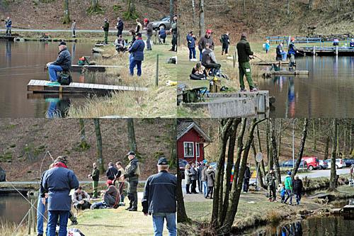 Fiskepremiären i Tyringe