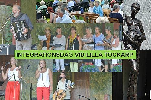 INTEGRATIONDAG VID LILLA TOCKARP