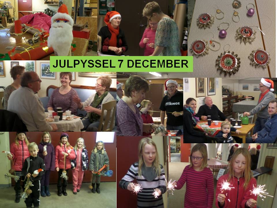 JULPYSSEL DEN 7 DECEMBER