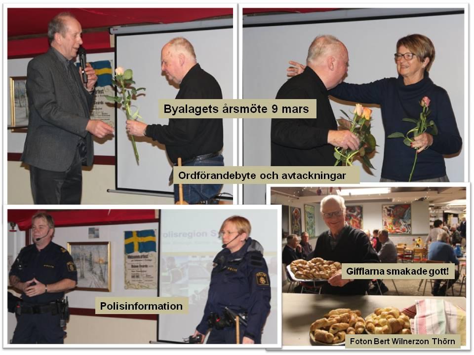 Tyringe Byalag Årsmöte - Foto Bert Wilnerzon