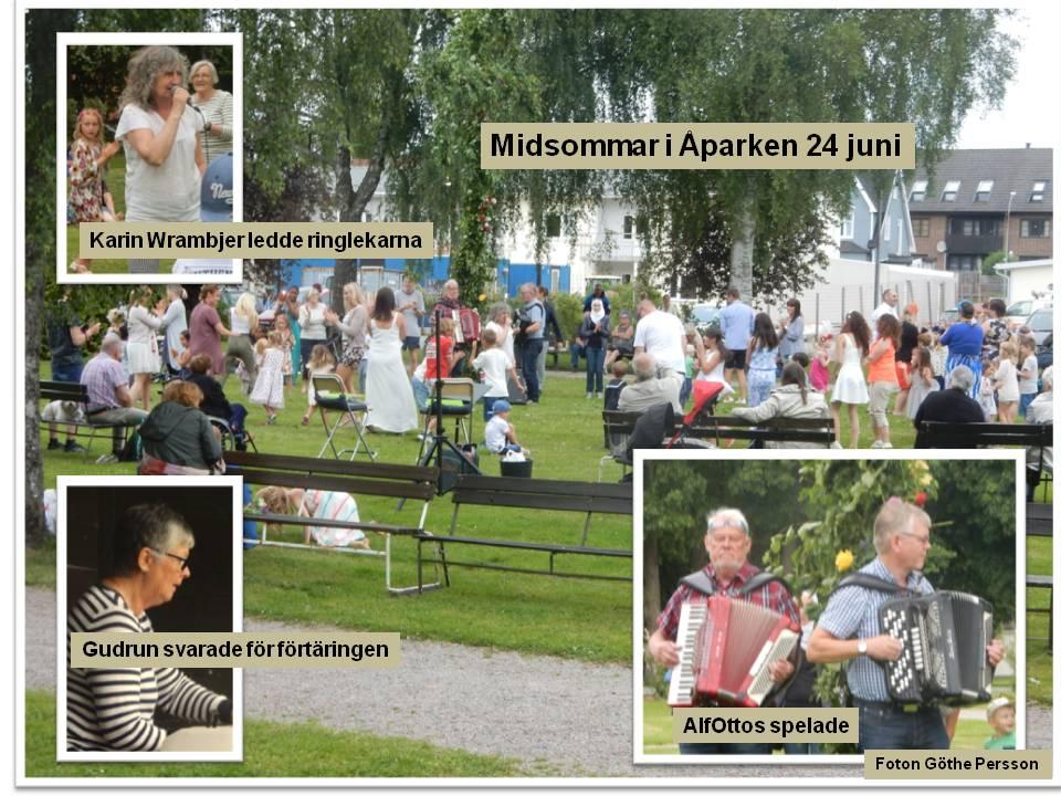 Midsommarfirande i Tyringe, Foto Göthe Persson