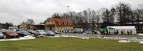 Lantmännen i Tyringe - foto Bert Wilnerzon
