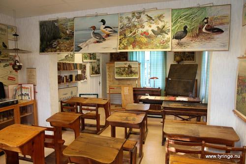 Tyringe Skolmuseum - foto Bert Wilnerzon