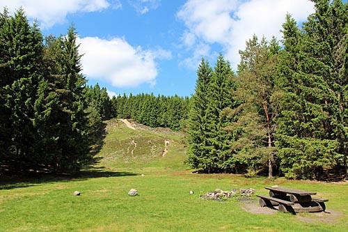 Vedema mellan Hörja och Finja  - foto Bert Wilnerzon