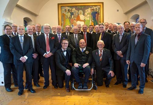 Lions club i Tyringe 50 år